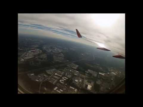 BWI to PIT departure