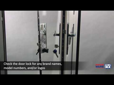 How to change, identify and replace a uPVC door lock (multipoint)