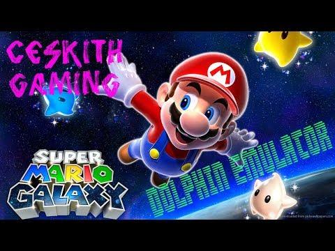 Super Mario Galaxy (2007)(Wii) - Dolphin Emulator 5.0