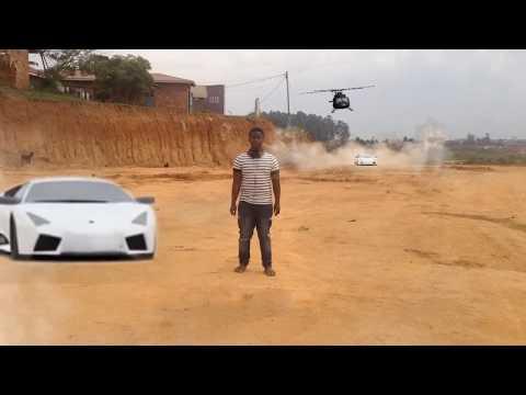 Nyika Takes Flight And Lamborghini