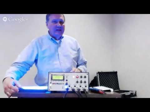 Spectrabrite Training Session
