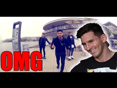Lionel Messi reagiert auf Apo Red - Photoshop / MESSI DISST APO RED