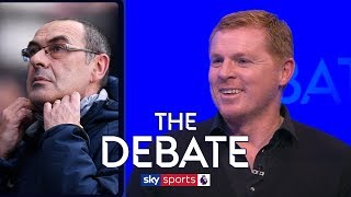 Does Maurizio Sarri deserve the criticism he has been receiving? | The Debate | Cole & Lennon