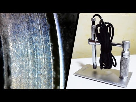 Koolertron USB Microscope Unboxing, Review and Test!