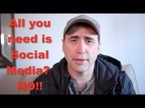 Business Website vs Social Media Accounts - which is best?