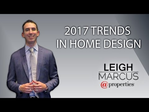 Chicago Real Estate Agent: 2017 Trends in Home Design