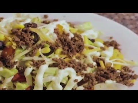 Ground Beef Adobo Nachos | Cook Eat Right