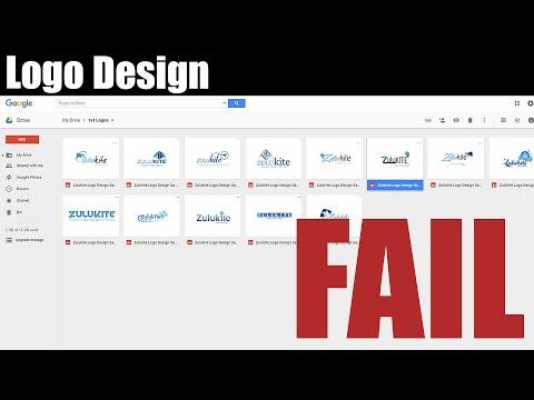 Logo Design FAIL - What Not To Do When Designing a Logo?