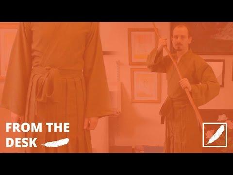 Sewing a Hippari and Hakama - Episode 7 - Hakama 4