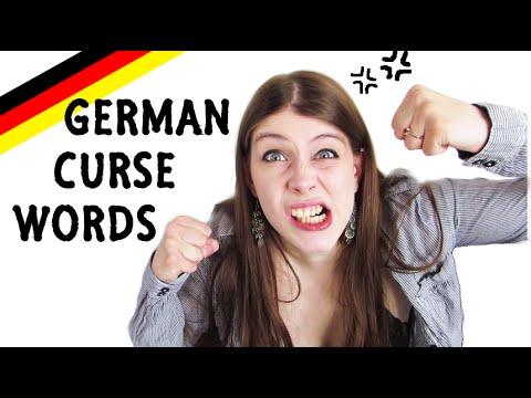 GERMAN CURSE WORDS