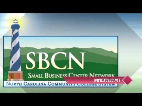 North Carolina Small Business Center Network