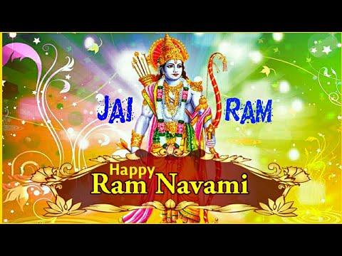 Happy Ram Navami Wishes/Greetings/SMS/Images/2018 Video | Sri Ram Navami WhatsApp Status Video