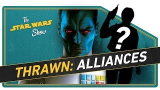 Thrawn: Alliances Book Reveals, SDCC News, and Star Wars Voice Actor David W. Collins!