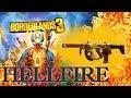 BORDERLANDS 3 ~ HELLFIRE [Arme Légendaire] ~ (Drop : Jacamogwaï)