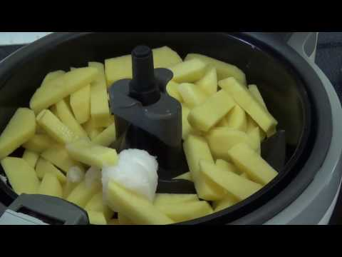 How to make french fry with T-fal actifry