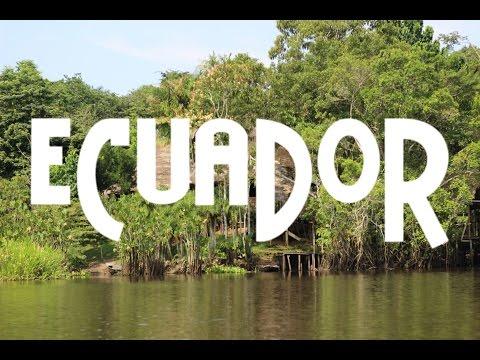 ECUADOR-  The Amazon Rainforest & The Cloud Forest | TRAVEL LOG