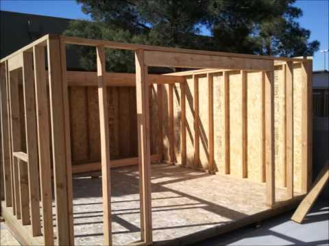My 12X16 Shed Build