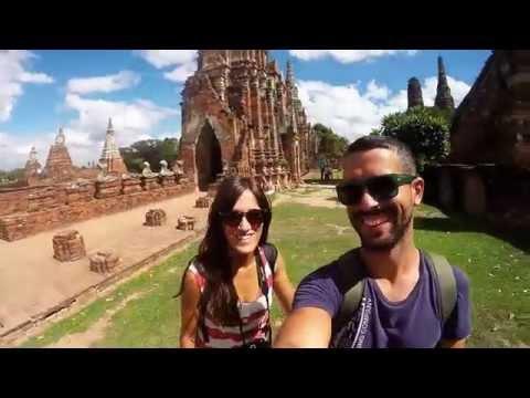 Ayutthaya, Chiang Mai y Chiang Rai