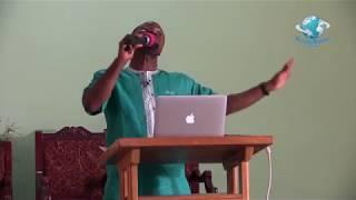 Redeemed To Reach In With God ||pr. Gemane Gedaliah Getteh ||part 3 Of 4