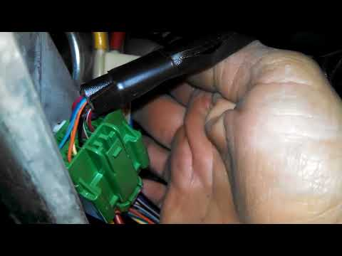 Blend air door motor replacement 2003 Ford Explorer how to Install, remove or replace