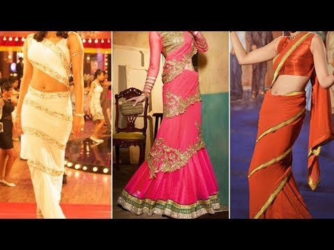 Mumtaz Style Saree | How to wear Mumtaz Style Saree Perfectly Step By Step |