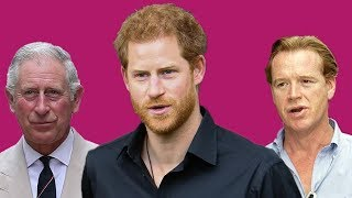 Secretly Prince Harry