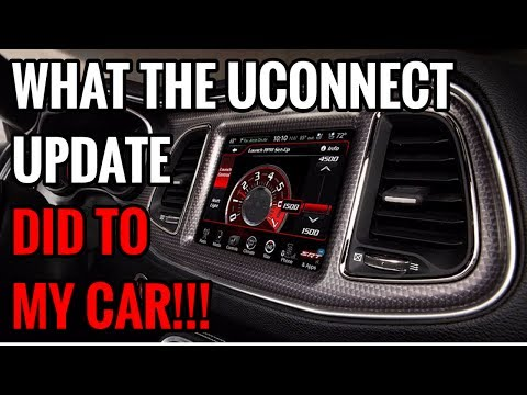2017 Uconnect 8.4 System UPDATE!