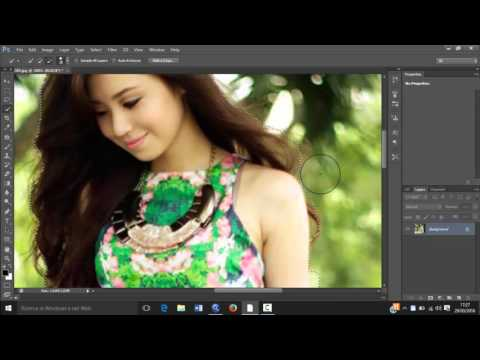 How to Blur the Background and Focus on image or objects