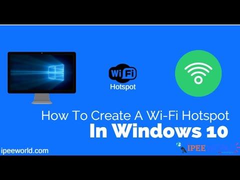 Cara Mudah Membuat Hotspot di Windows 10 tanpa Software