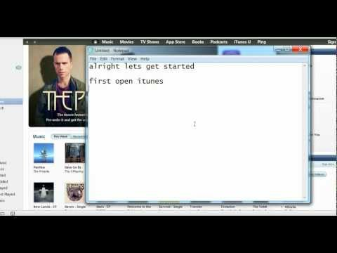 How to create an Apple ID without credit card 2012