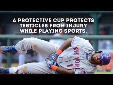 How to wear a protective athletic cup