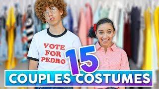 15 Easy BEST FRiEND or COUPLES Halloween Costumes   Boyfriend and Girlfriend Halloween 2019