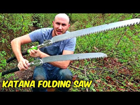Katana Folding Saw 650mm