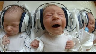 first time Reaction of babies while listening to Quran.| SUBHAN ALLAH!!
