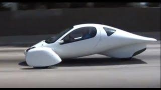 Aptera Electric Car - Jay Leno