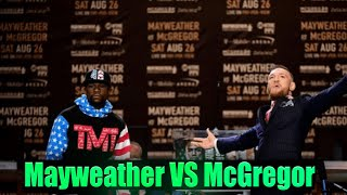 Floyd Mayweather Vs Conor McGregor Press Conference Live Stream From  LONDON