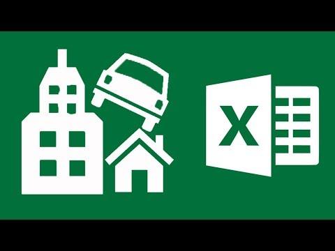 Excel: Master Depreciation Accounting with PRO Excel Model (VBA) Demo # 2