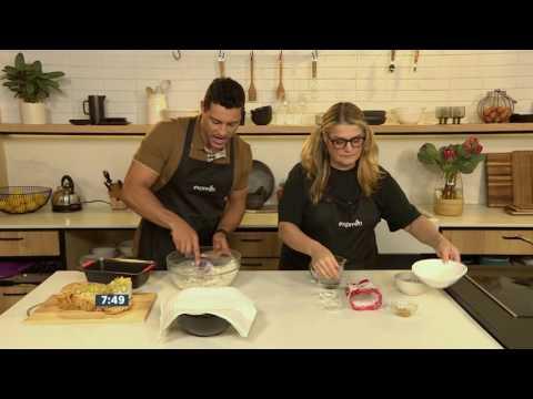 Recipe - Morogo Mealie Bread - SASKO