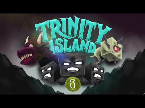 Minecraft: THE FIRST DEATH! - Trinity Island (Hardcore) - [03]