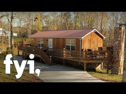 Tiny House Hunting: Big Details Despite Small Square Footage | FYI