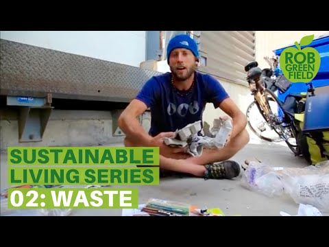 Sustainable Living E2  |  Waste: Zero Waste, The 5 R's, Composting