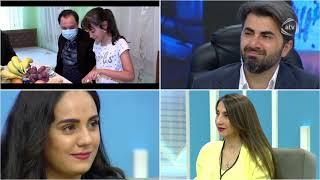Zaur Baxşəliyev: Dilarə, sən bütün Azərbaycanı silkələdin  (BizimləSən)