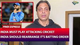 India vs Australia | 2nd ODI | Virat Kohli Needs To Come Back At No.3 | Shoaib Akhtar