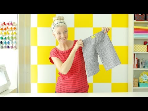 How to make a pair of Shorts or Pants, for any age
