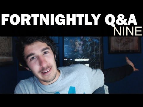 FORTNIGHTLY Q&A - 9 - Degrees & Diplomas, Steam Sale, Back Into WoW, Too Many Requests & More!
