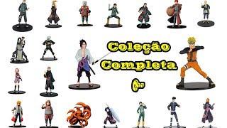 Colecci n de figuras naruto de altaya music jinni for Coleccion figuras naruto altaya