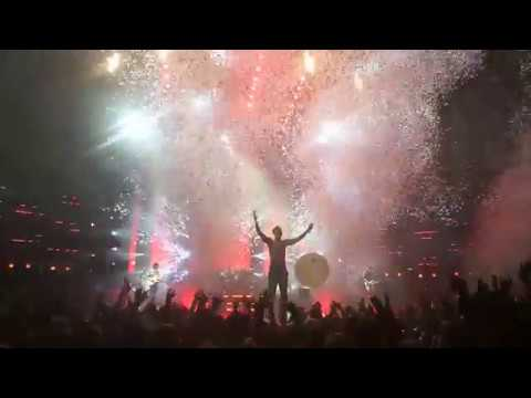 Imagine Dragons -Walking the Wire live at The O2 Arena London - 01 March 2018