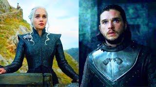 GAME OF THRONES S07E03 : Jon Snow rencontre Khaleesi Bande Annonce