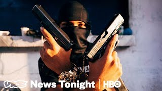 Brazil's Drug Gangs Are Prepared To Go To War With Bolsonaro (HBO)