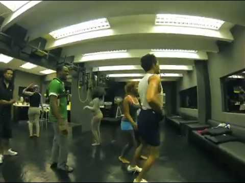 Extreme Big Brother- Morning Exercise